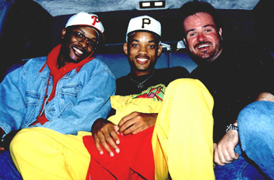 Jazzy Jeff ~ Will Smith ~ Steve Wall