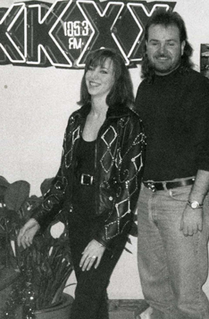 Debbie Gibson & Steve