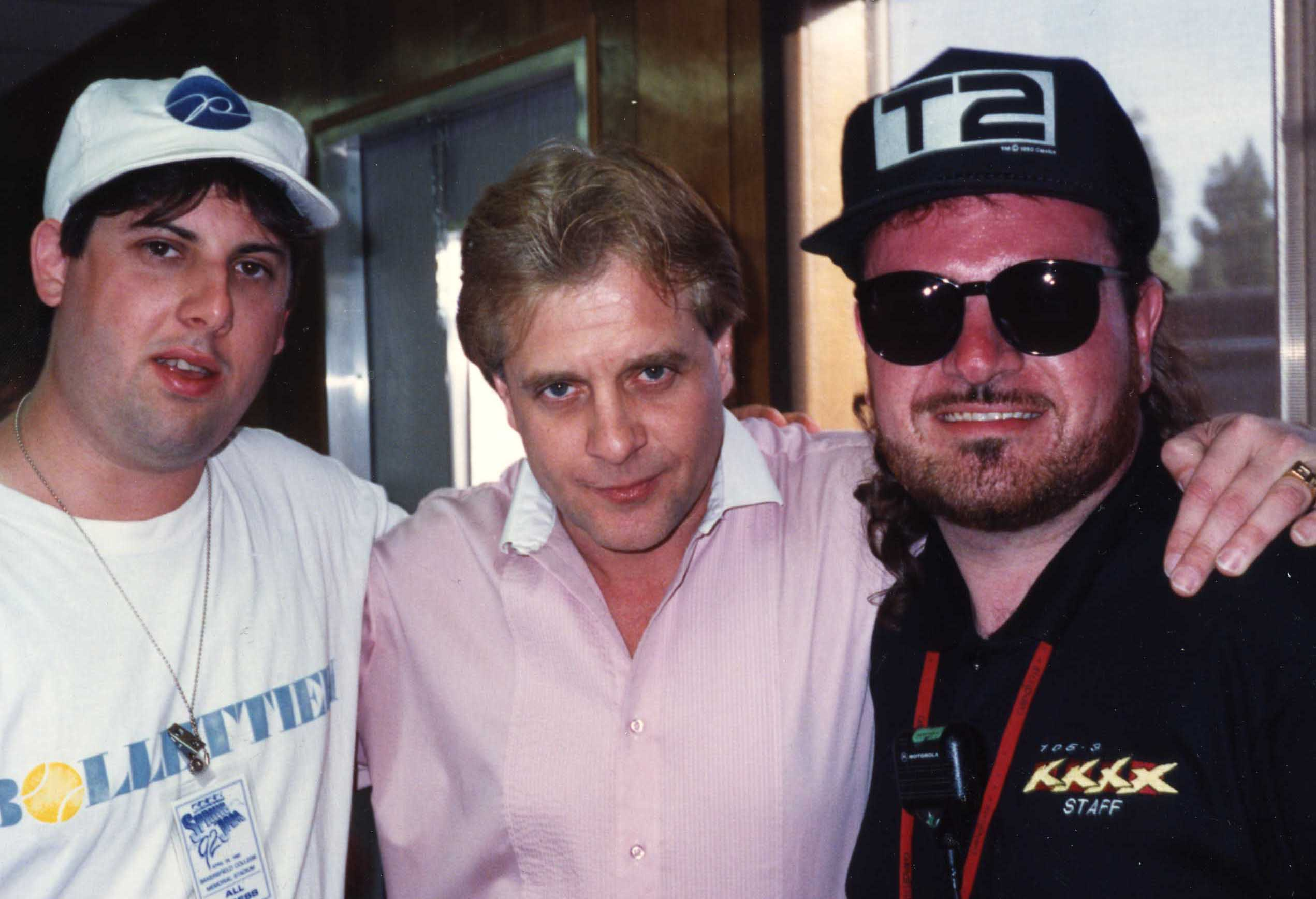 Stevie Rocker ~ Eddie Money ~ Steve
