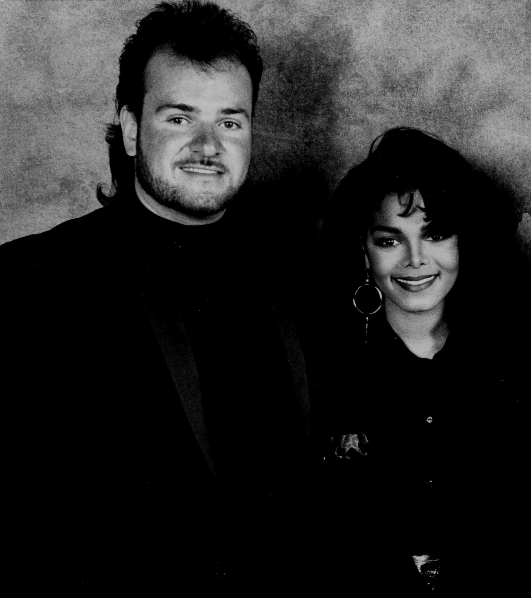 Steve ~ Janet Jackson