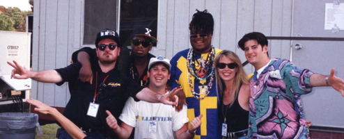 Steve ~ Rocker ~ PM Dawn
