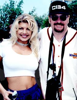Fergie & Steve